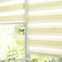 Aura Gold Day Night Roller Blind