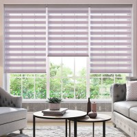 Balance Lilac Day Night Roller Blind