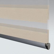Poise Beige - Day Night Roller Blind