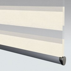 Poise Cream - Day Night Roller Blind