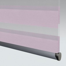 Poise Mauve - Day Night Roller Blind