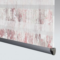 Venture Burgundy - Day Night Roller Blind
