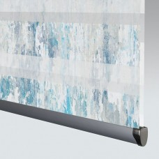 Venture Sky - Day Night Roller Blind
